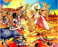 Durga Battle