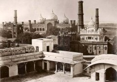 Lahore in 1864