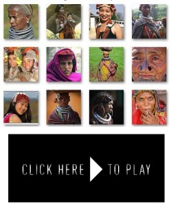 faces indian women_click to play