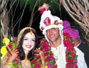 Hrithik Roshan & Suzanne wedding Pictures 2